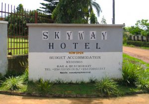 Skyway Hotel Entebbe